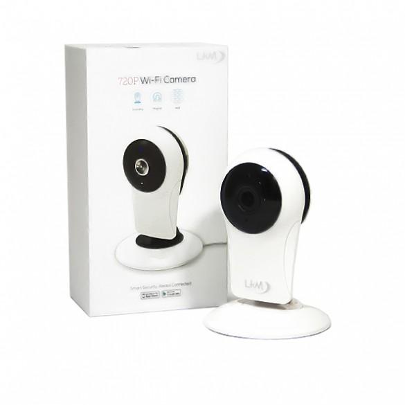 Telecamera WiFi P2P in Alta Definizione compatibile con Sistema Hybrid LKM Security