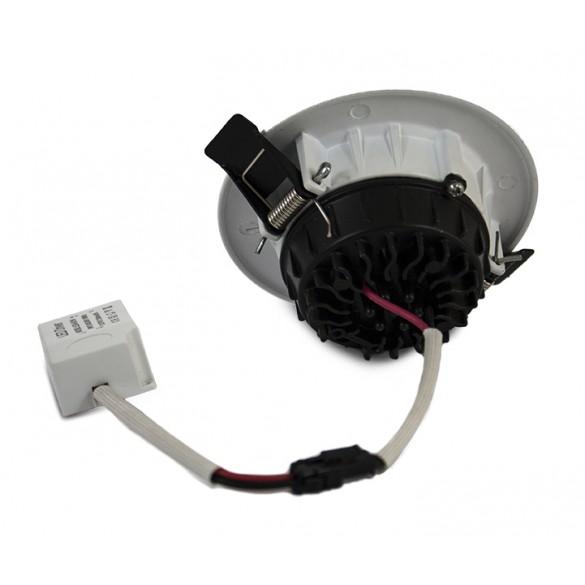 Faro LED 5W con Luce LED Colore Bianco Freddo Illuminazione per Interno