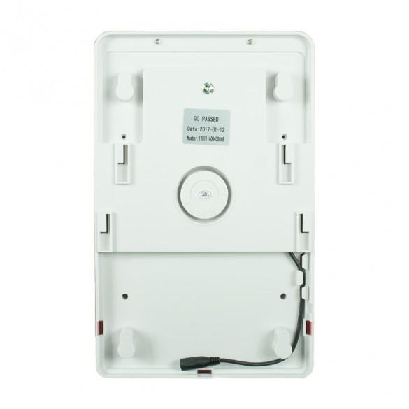 Sirena esterna wireless per sistema di allarme