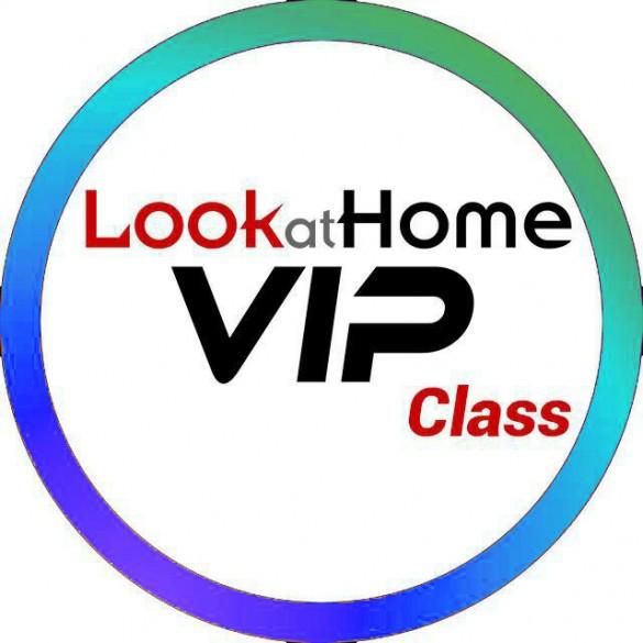 Servizio Lookathome Vip Class Assistenza Telegram dedicata