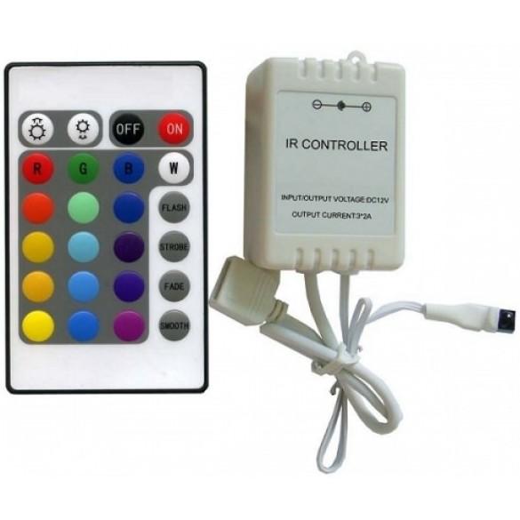 Telecomando per striscia led  RGB SM5050 TK-SFNRGB60-5010-IP65