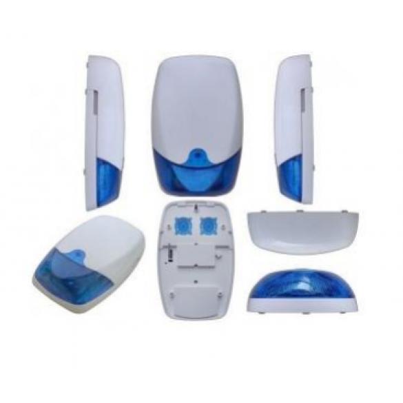Sirena wireless per sistemi di allarme