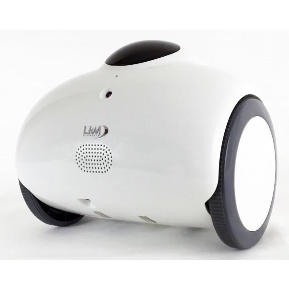 Robot Drone LKM HERO videosorveglianza wireless LKM Security ® con telecamera ip integrata in HD 1 megapixel funzione P2P