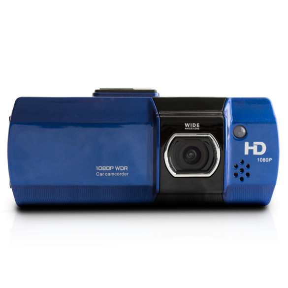 Dash Cam Telecamera per auto LKM Security® in HD 1080P ottima qualità delle immagini con display interno da 2.7