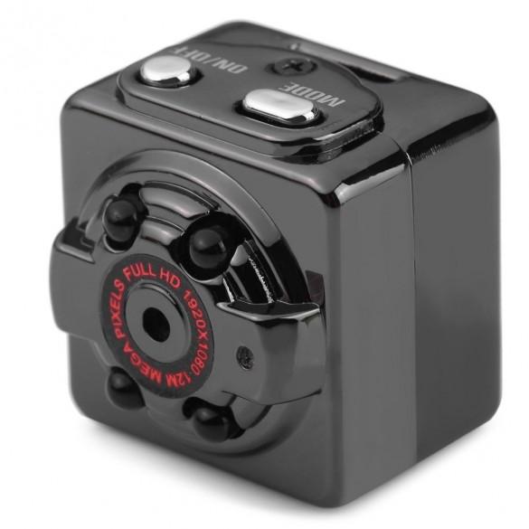 Telecamera Nascosta ad alta definizione Full HD 1080P cavo Video per ...