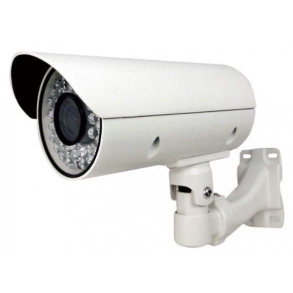 LKM security ® IP outdoor Bullet M0302-BH03 3MP F=2.8 ~12mm Zoom Ottico