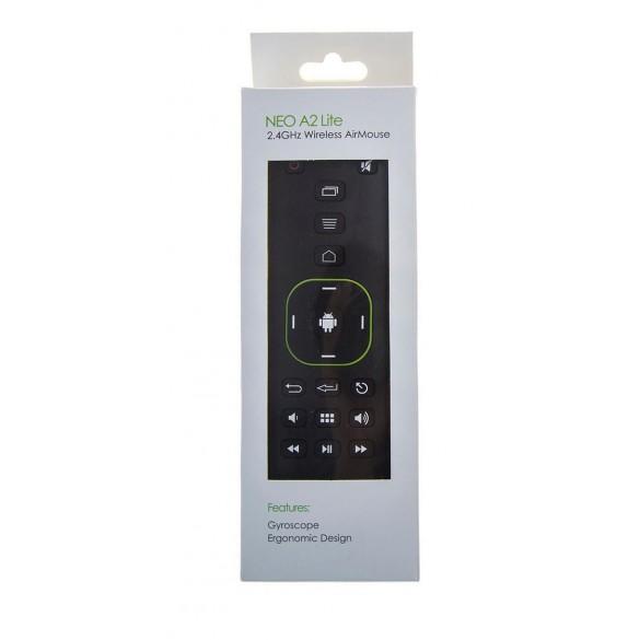 Tastiera Wireless AirMouse Ergonomica Minix