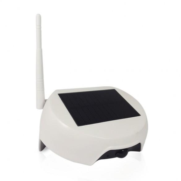 Telecamera a batteria con Pannello Solare Wifi gestibile da Applicazione Android e iOS