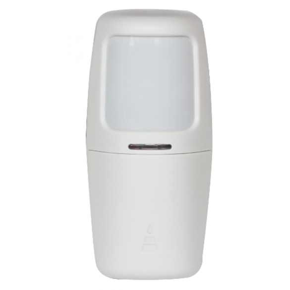 Sensore di movimento Pir Wireless Volumetrico per allarmi antifurto Wireless