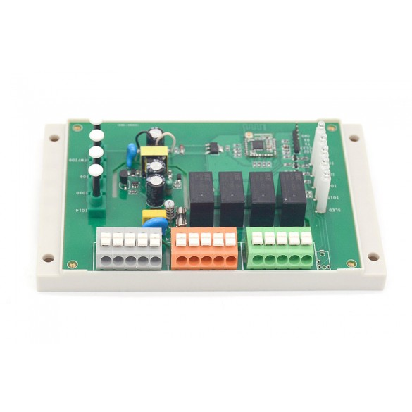Modulo Smart Home 4 Canali Sonoff Wifi Smart Switch