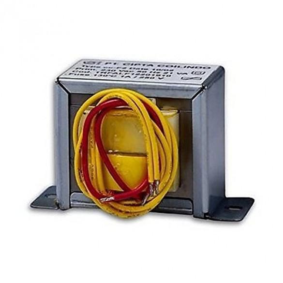 Trasformatore da 1A per schede UNK4/8 e 32. Da alloggiare nel contenitore BOX-M o nel contenitore BOXPLUS
