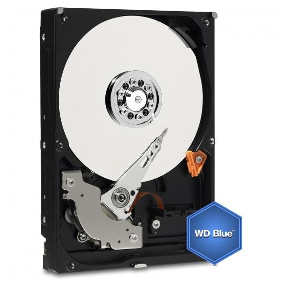 Hardisk Caviar Blu da 3 TB velocità 7200 RPM SATA 6 GB/s 64 MB Cache 3.5
