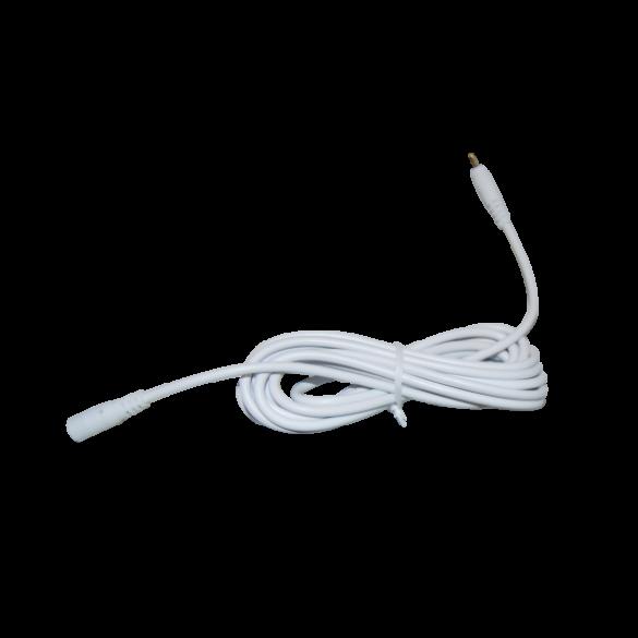 Cavo estensione prolunga rete elettrica 3m colore bianco per telecamere da esterno FI9900P FI9828P FI8919W FI9805E FI9805W FI9804W