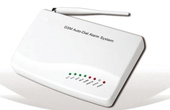 Antifurto GSM wireless adatto per allarme casa ufficio senza fili controllabile  da cellulare