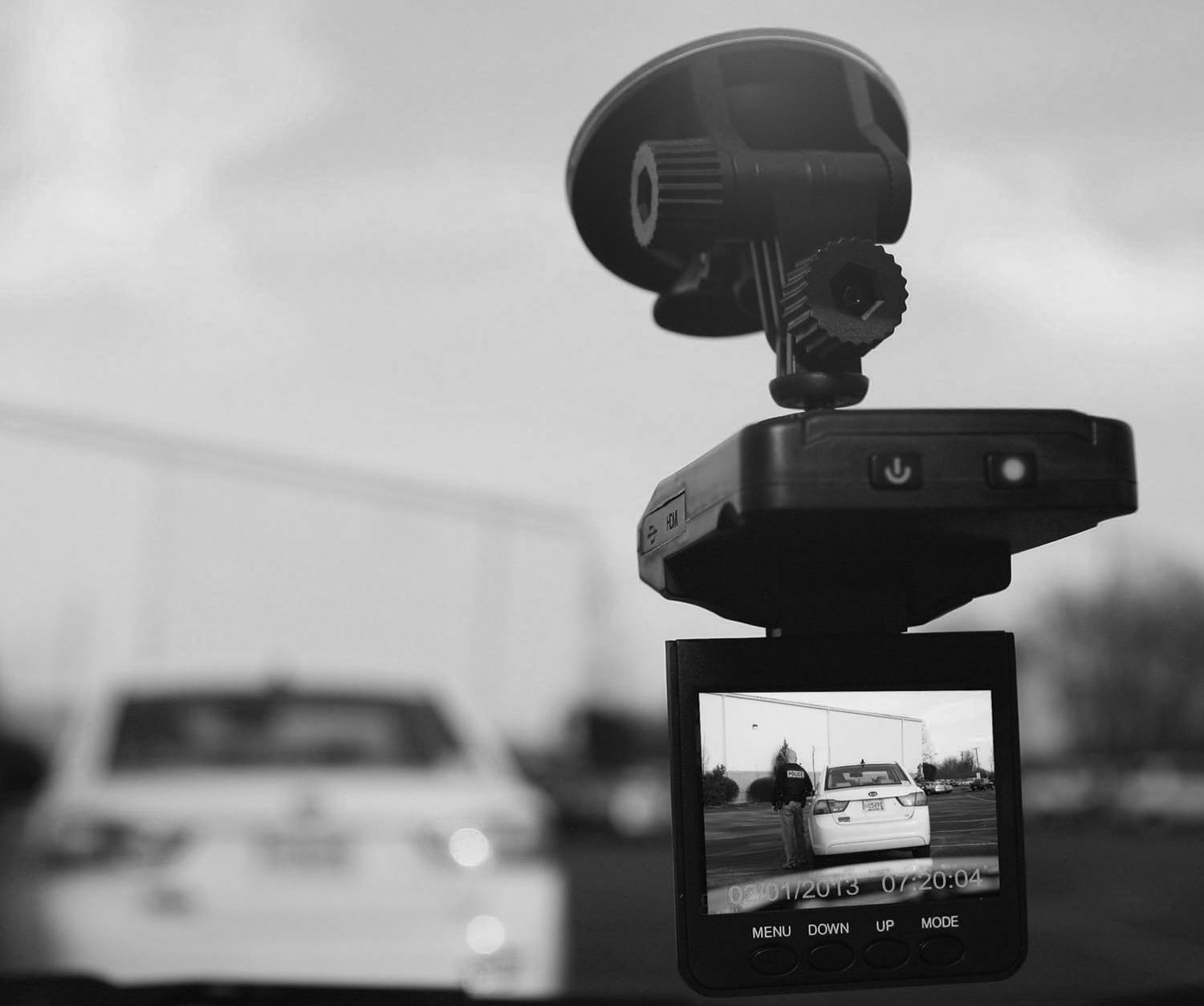 Telecamera per auto 720P HD DashCam LKM Security