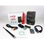 Fototrappole LKM Security per la videosorveglianza di case in campagna, paintball, telecamere da caccia