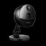 LA SICUREZZA PRIMA DI TUTTO - Telecamera IP Foscam di piccole dimensioni da interno FI-C1 nera 1 Megapixel HD DDNS GRATUITO
