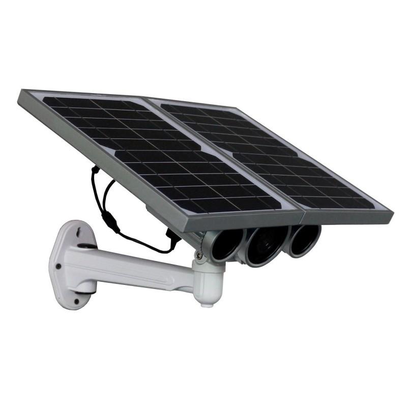 Pannello Solare Per Alimentare Telecamera : Telecamera con pannello solare efficienza energetica