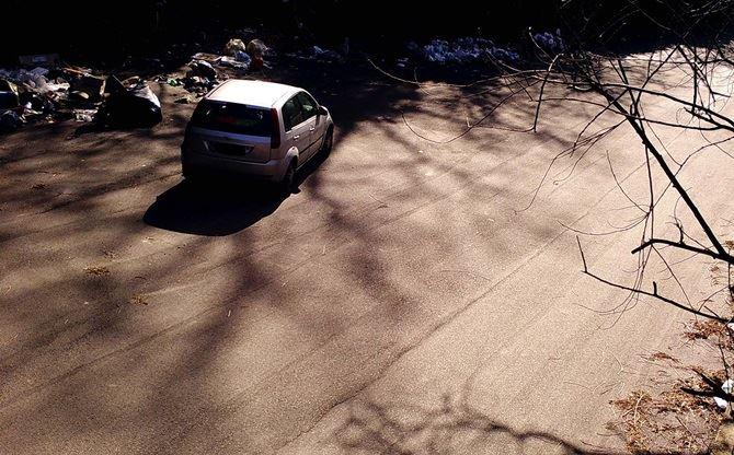 Fototrappole LKM Security inquadrano residenti di Catanzaro ad abbandonare la spazzatura