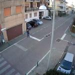 Telecamere riprendono furbetto della spazzatura Fototrappole LKM Security