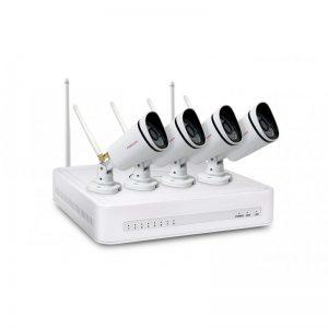 Come controllare casa tua con il Kit di Videosorveglianza Wifi Foscam