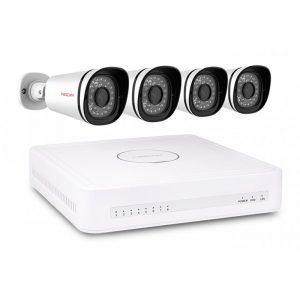 KIT Videosorveglianza Foscam: La sicurezza per il tuo futuro
