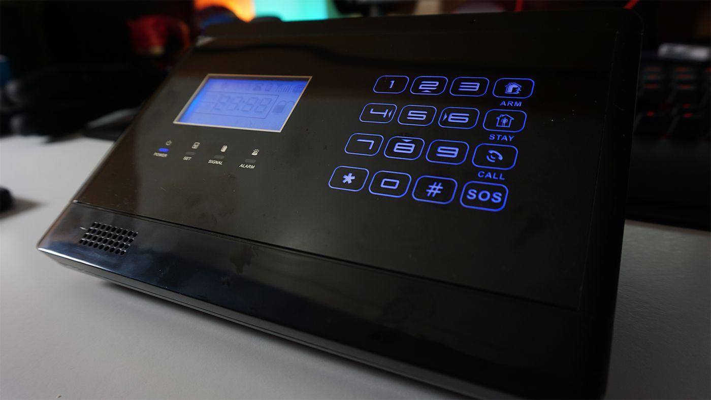 Antifurto Casa semplice da installare Allarme Casa LKM Security
