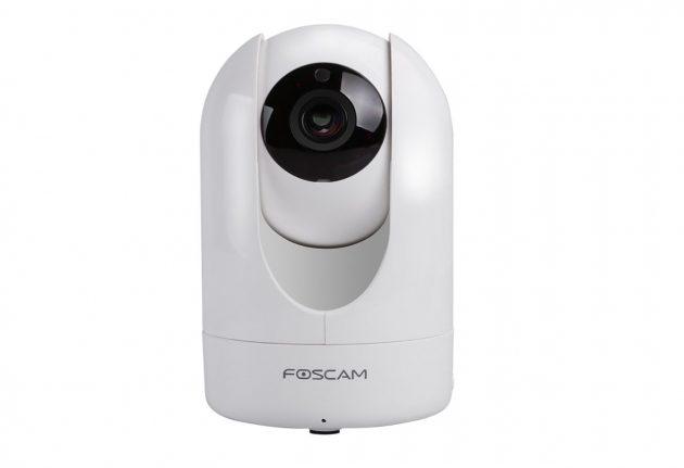 Recensione Telecamera IP Motorizzata Foscam R2 colore bianco e colore nero Lookathome LKM Security APP Foscam Italia