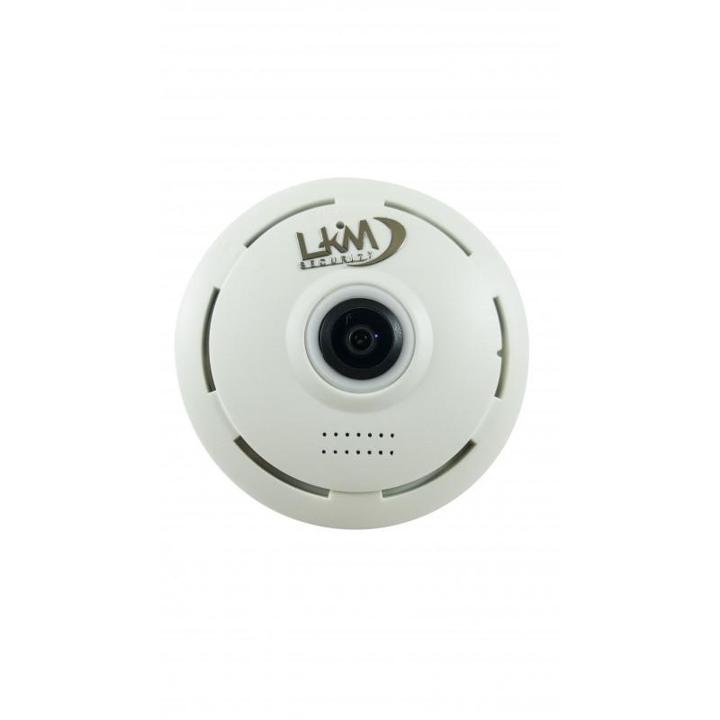 Telecamera 360 gradi Fish-eye LKM Security