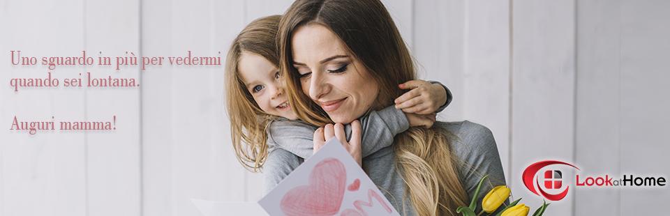 Promozione su Telecamera Foscam in occassione della Festa della Mamma 2018