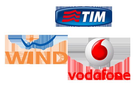 SIM antifurto TIM Vodafone e Wind