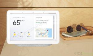 In arrivo il nuovo Google Home Hub