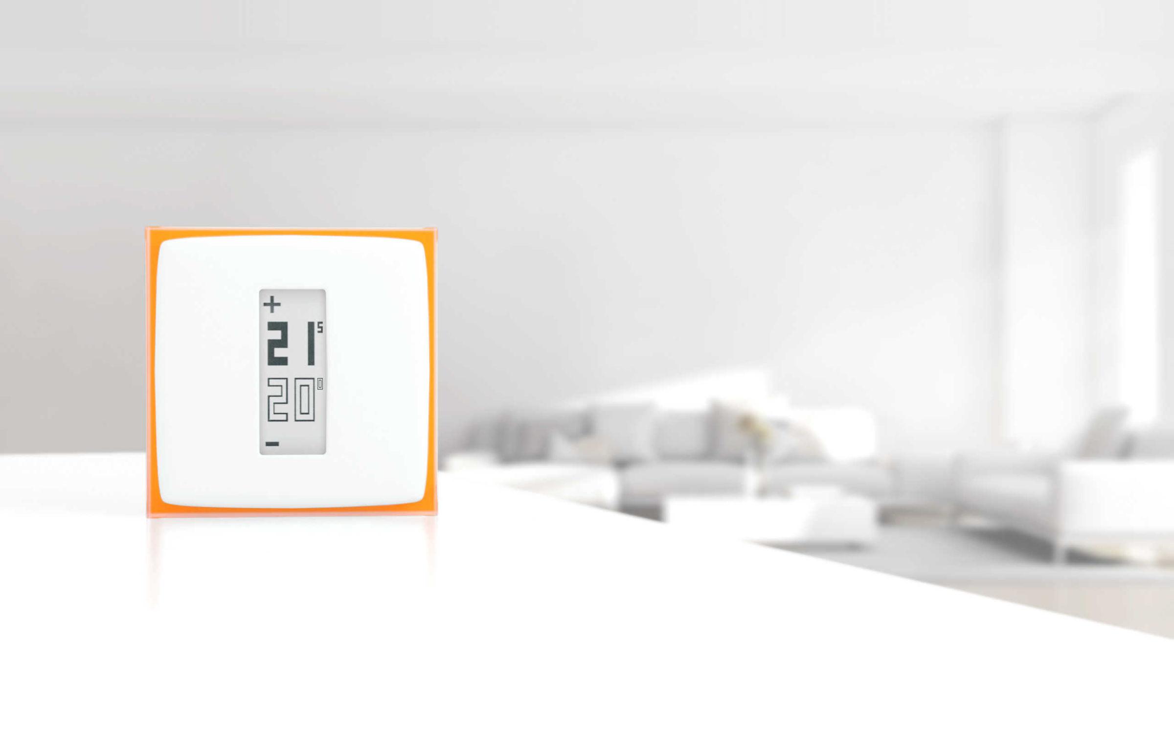 Termostato Netatmo - La soluzione smart per il risparmio energetico