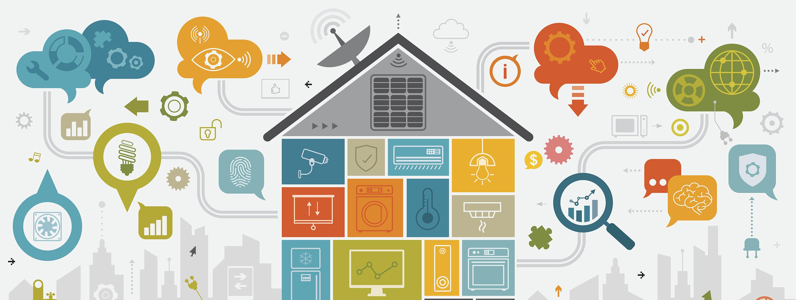 Smart Home: la casa intelligente che tutti vogliono