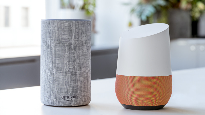 Smart speaker: Amazon Echo vs Google Home
