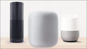 Smart speaker a confronto: Amazon, Google, Apple