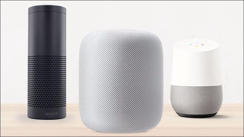 Smart speaker a confronto: Amazon, Google, Apple