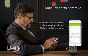 Scegli gli interruttori luce e tapparelle Smart Home Touch Wifi LKM Security per la tua casa
