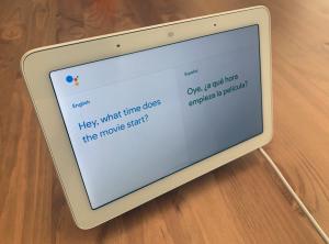 Google Home, ecco la nuova funzionalità Interprete