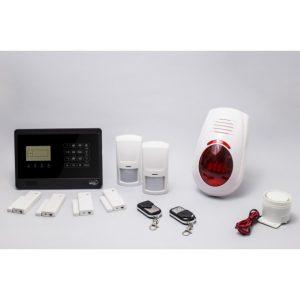 Scopriamo insieme il Kit Antifurto M2E Wireless-Gsm