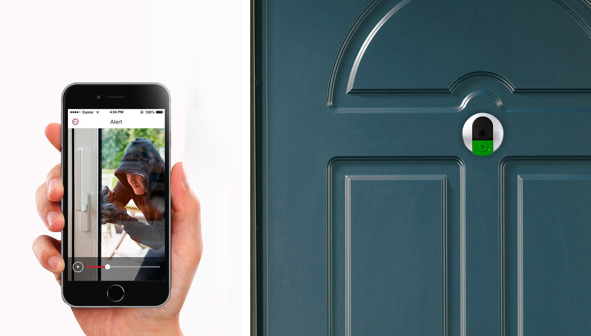 Scegli lo spioncino digitale RhinoDoor per la tua casa