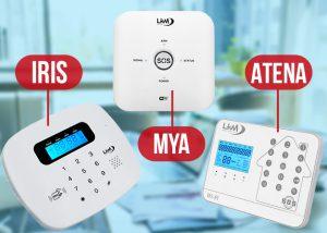 Scegli l'antifurto wireless LKM Security per la sicurezza della tua casa