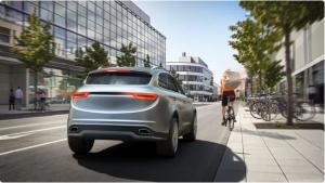 Con la nuova telecamera intelligente Bosch MPC3, la guida sarà più sicura