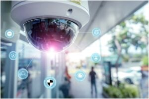 Sistema videosorveglianza e connessione internet
